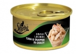 Sheba Tuna & Snapper in Gravy Cat Canned