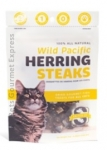 Snack 21 Herring Steaks for Cats