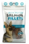 Snack 21 Wild Pacific Salmon Fillets for Dogs