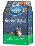 Snappy Tom Gourmet Seafood Cat Dry Formula