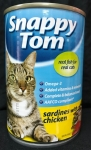 Snappy Tom Sardine with Chicken Cat Canned