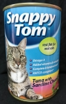 Snappy Tom Tuna with Sardine Chunk Cat Canned