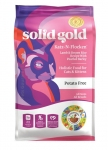 Solid Gold Katz-N-Flocken Lamb, Brown Rice and Pearled Barley Cat Dry Formula 3lb