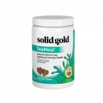 Solid Gold SeaMeal Chews Supplement for Dogs & Cats 120 Soft Chews