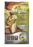 Solid Gold Winged Tiger with Quail & Pumpkin Cat Dry Formula 6lb