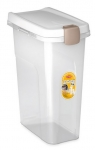 Stefanplast Premium Food Container Clear 25L