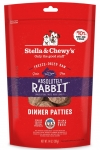 Stella & Chewy's Absolutely Rabbit Freeze-Dried Dinner Patties