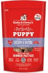 Stella & Chewy's Chicken & Salmon Puppy Freeze-Dried Dinner Patties