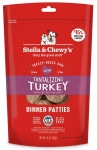 Stella & Chewy's Tantalizing Turkey Freeze-Dried Dinner Patties