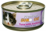 Sumo Cat Tuna with Anchovy