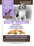 The Natural Baker Healthy Digestion Dog Treats 340g