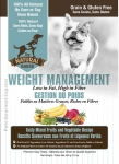 The Natural Baker Healthy Weight Dog Treats 340g
