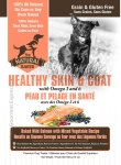 The Naturals Baker Healthy Skin & Coat Dog Treats 340g