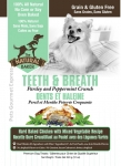 The Naturals Baker Healthy Teeth & Breath Dog Treats 340g