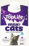 Top Life Cow Milk for Cats