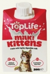 Top Life Cow Milk for Kittens