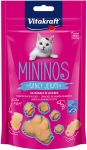 Vitakraft Mininos Salmon Snack in Slices for Cats