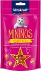 Vitakraft Mininos Snack Cubes from Chicken with Cheese for Cats