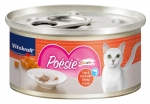 Vitakraft Poesie Colours Tuna & Carrot with Shrimp in Gravy Cat Canned Food