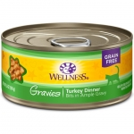Wellness Complete Health Gravies Turkey Dinner Cat Canned