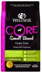 Wellness Core Grain Free Small Breed Adult Healthy Weight Recipe Dog Dry Formula