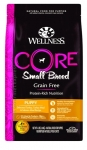 Wellness Core Grain Free Small Breed Puppy Recipe Dog Dry Formula