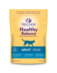 Wellness Healthy Balance Adult Cat Dry Formula 5lbs