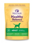 Wellness Healthy Balance Adult Lamb Dog Dry Formula 5lbs