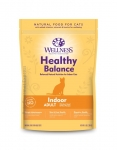 Wellness Healthy Balance Indoor Cat Dry Formula 5lbs