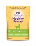 Wellness Healthy Balance Kitten Cat Dy Formula 12lbs