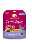 Wellness Petite Treats Soft Mini Bites Turkey, Pomegranate & Ginger