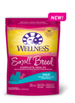 Wellness Small Breed Adult - Whitefish, Salmon & Peas Dry Formula