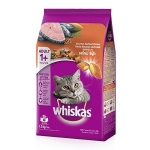 Whiskas Adult 1+ Gourmet Seafood Flavour Cat Dry Formula