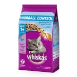 Whiskas Adult 1+ Hairball Chicken & Tuna Flavour Cat Dry Formula