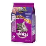 Whiskas Adult 1+ Mackerel Flavour Cat Dry Formula