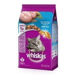 Whiskas Adult 1+ Ocean Fish Flavour Cat Dry Formula