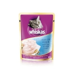 Whiskas Pouch Ocean Fish Cat Wet Food