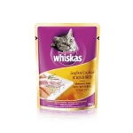 Whiskas Pouch Seafood Cocktail Cat Wet Food