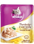 Whiskas Purrfectly Pouch Chicken Chicken Entree
