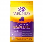 Wellness Complete Health Grain Free Adult Deboned Chicken & Chicken Meal Recipe Dog Dry Formula 24lbs