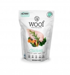WOOF Freeze Dried Raw Chicken Dog Food 1.2kg