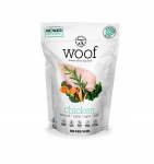WOOF Freeze Dried Raw Chicken Dog Food 320g