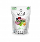 WOOF Freeze Dried Raw Duck Dog Food 320g