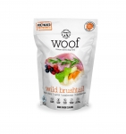 WOOF Freeze Dried Raw Wild Brushtail Dog Food 320g