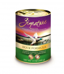 Zignature Duck Formula Dog Canned Food