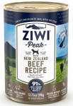 ZIWI Peak Beef Canned Dog Food 390g