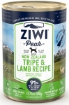 ZIWI Peak Tripe & Lamb Canned Dog Food 390g